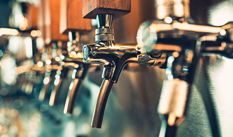 THE TAPS ARE READY FOR YOU